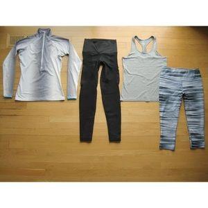 Bundle of Nike activewear. Size medium. 4 pieces.